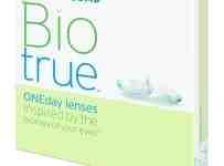 Hrajte o kontakné šošovky Biotrue Oneday