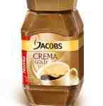 Súťaž denne o 3x Jacobs Crema Gold