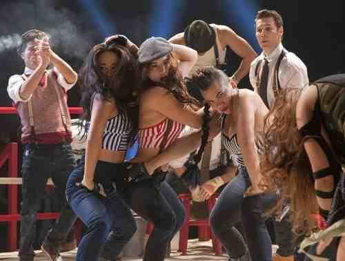 Let´s Dance All In – vyhrajte s piatym filmom z tanečnej série