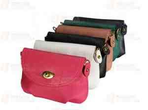 Súťaž o Mini dámsku kabelku v 7 farbách