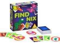 Súťaž o hru Findnix