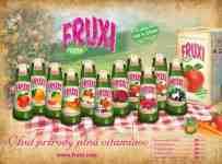Sutazte o FRUXI FRESH - 100 stava bez konzervacných latok