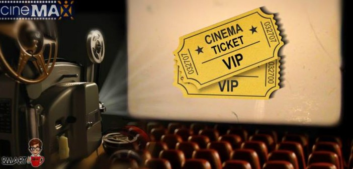 Vyhraj 3 lístky do kina CineMAX