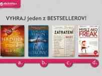 Vyhraj jeden z bestsellerov