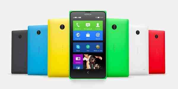 Vyhrajte 3x Nokia X