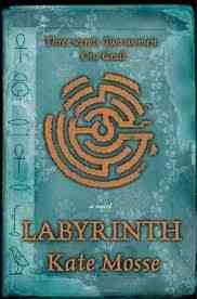 Vyhrajte bestseller Labyrint od Kate Mosse