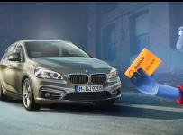 Vyhrajte tankovaciu kartu Shell v hodnote 500€ + BMW 2 Active Tourer na víkend