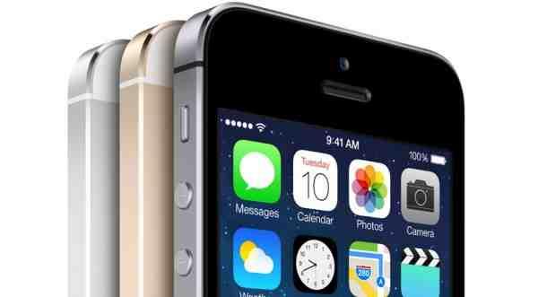 iPhone 5s súťaž