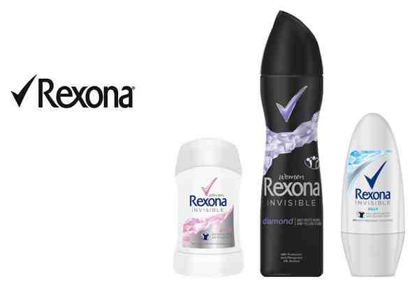 Rexona Invisible ťa komplexne ochráni - súťaž.