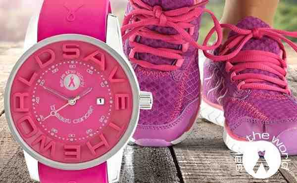 Save The World - vyhrajte hodinky podľa vlastného výberu.