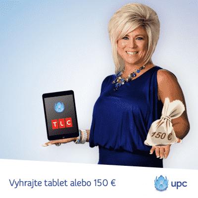 upc sutaz vyhrajte tablet alebo 150eur