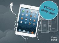 Dove, iPad mini, súťaž