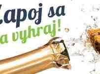 Prihláste sa do našej Veľkej narodeninovej súťaže a staňte sa jedným z mnohých výhercov zaujímavých cien za tisícky eur.