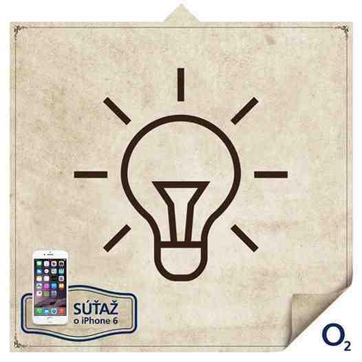 Šifra Maňušky Leonarda - vyhrajte s O2 nový iPhone 6