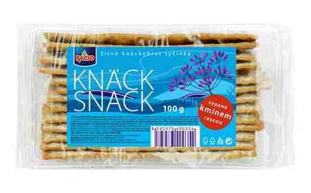 Súťaž Knäck Snack s rascou