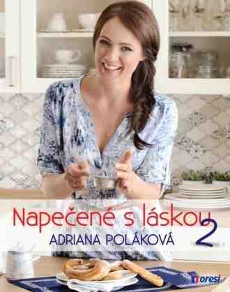 Súťaž o školu pečenia s Adrianou Polákovou