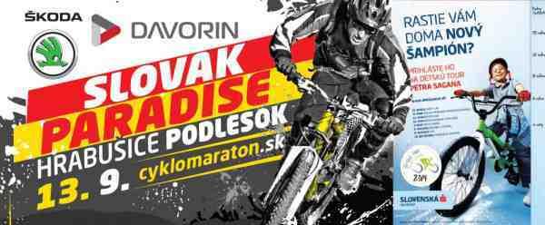 Súťaž o 2x štartovné ŠKODA DAVORIN Slovak Paradise