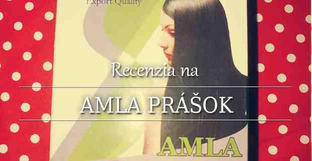 Súťaž o prášok Amla od Hannah Natural!