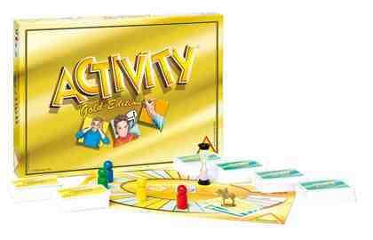 Súťažte o stolovú hru Activity Gold Edition