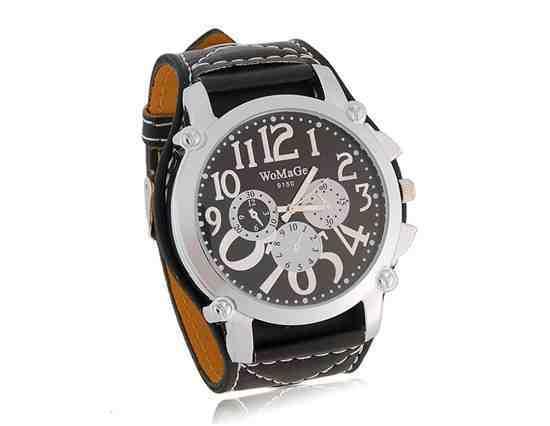 Soutěž o Športovo-elegantné unisex hodinky WOMAGE