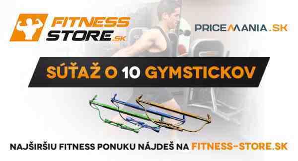 Vyhrajte 10 x Gymstick Original