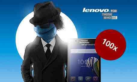 Vyhrajte niektorý zo 100 smartfónov Lenovo A536
