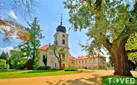 Vyhrajte s TOVED pobyt zámku Loučeň – 4* Lifestyle Resort