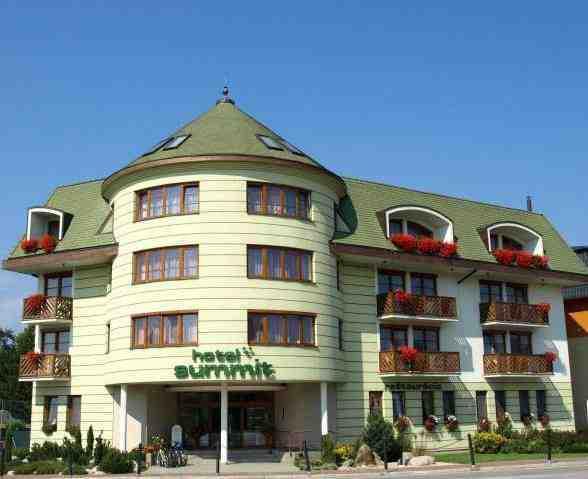 Septembrová súťaž s Hotel Summit**