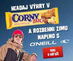 Hľadaj výhry v Corny Big