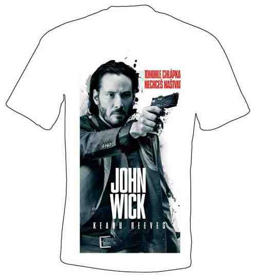 JOHN WICK - vyhrajte so štýlovou akčnou filmovou novinkou
