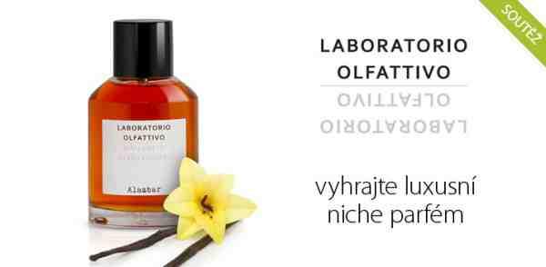 Ještě jste nevyzkoušeli žádný niche parfém? Tak ho vyhrajte!