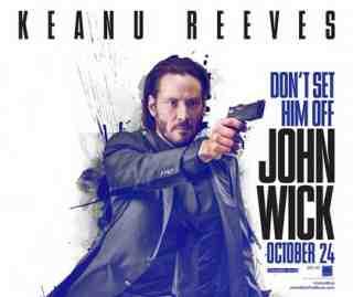 Súťaž o 3x filmové tričko John Wick s Keanu Reevsom