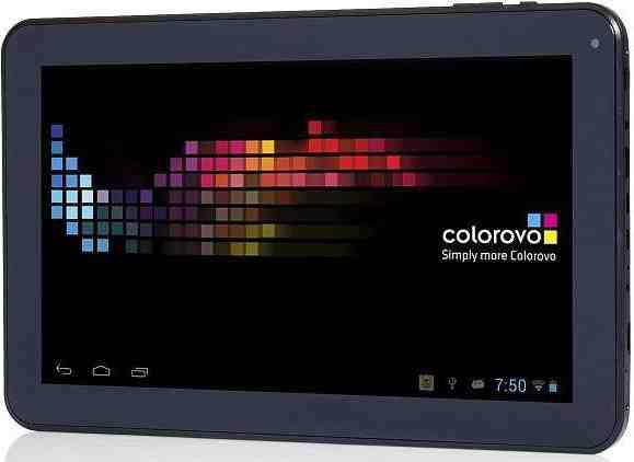 """Súťaž o 8"""" tablet Colorovo"""