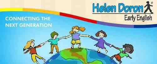 Súťaž o CD Helen Doron English