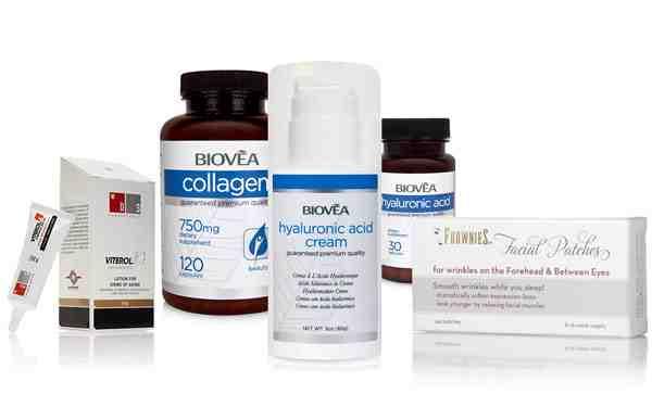 Súťaž o balíček vysokokvalitných prípravkov proti vráskam