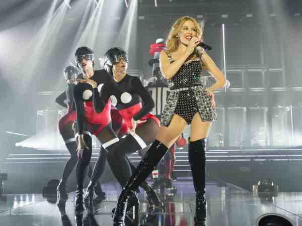Súťaž o lístky na koncert Kylie Minogue!