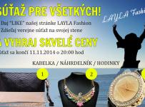 Vyhraj s Layla Fashion