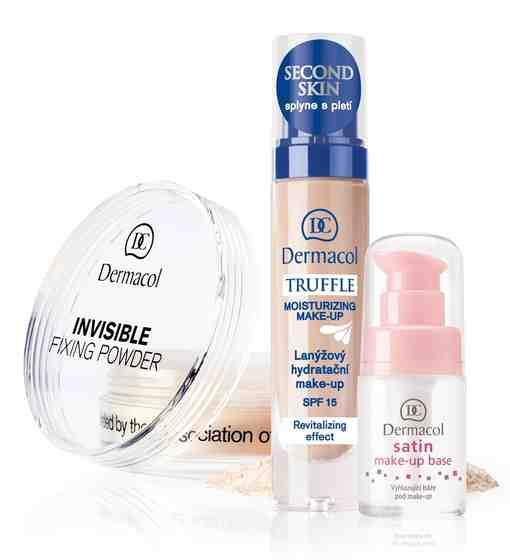Vyhrajte 5x balíček dekoratívnej kozmetiky Dermacol