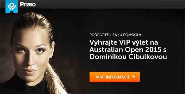 Vyhrajte VIP výlet na Australian Open 2015