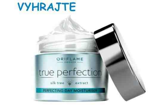 Vyhrajte denný krém True Perfection od ORIFLAME