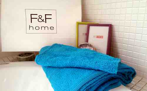 Vyhrajte froté uteráky a foto rámček z kolekcií F&F home