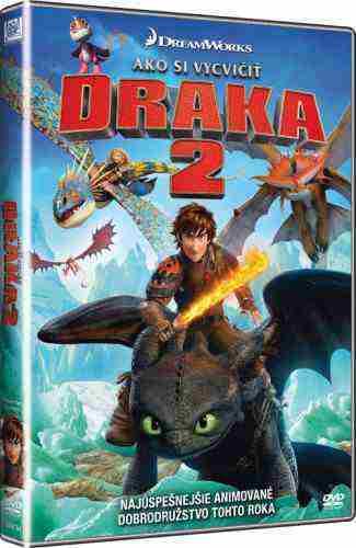 Ako si vycvičiť draka 2 - vyhrajte DVD a originálne filmové darčeky