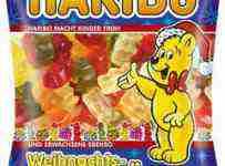 Hrajte s námi o vánoční cukrovinky HARIBO