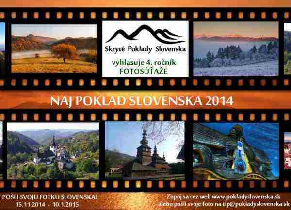 Naj Poklad Slovenska 2014