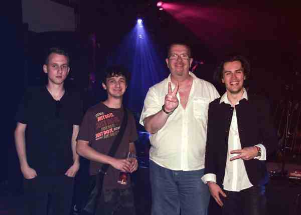 Richard Müller si na predvianočné koncerty okrem Andreja Šebana zavolal aj mladú krv – Jerguša Oravca!