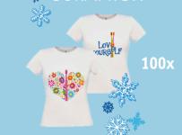 Súťaž o 100 CURAPROX tričiek