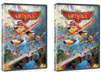 Súťaž o 3 DVD s filmovou rozprávkou Lietadlá II