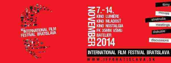Súťaž o 3x Cine Passy na 16. MFF Bratislava 2014