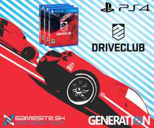 Súťaž o 3x Driveclub pre PS4