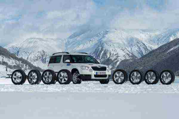 Súťaž o 400 eurovú poukážku na pneumatiky Continental